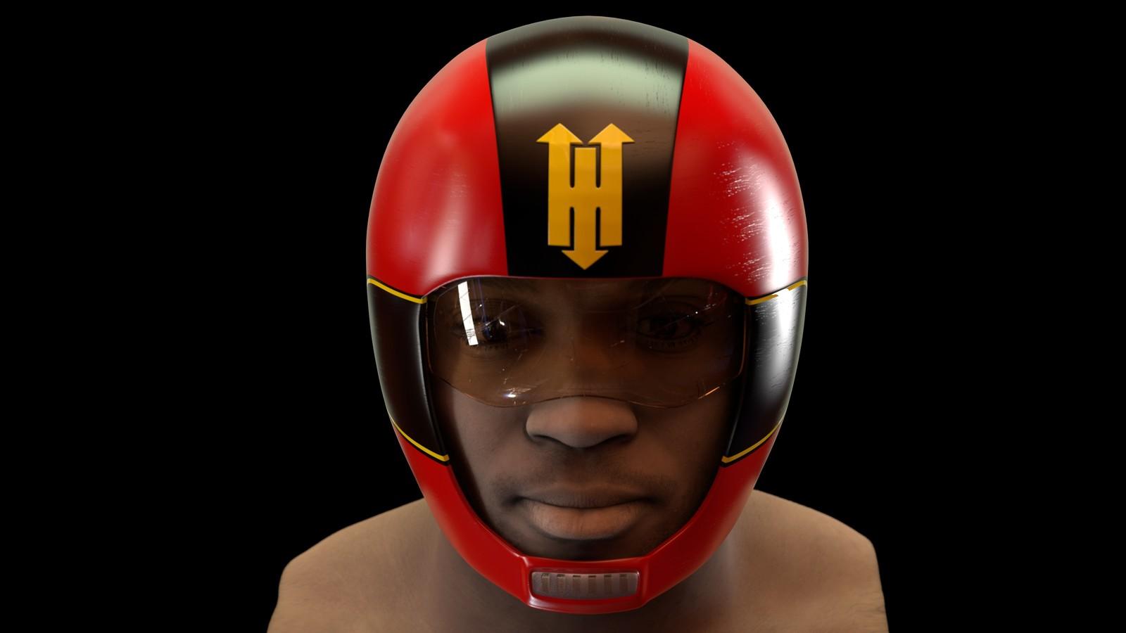 Harlem Heroes Helmet