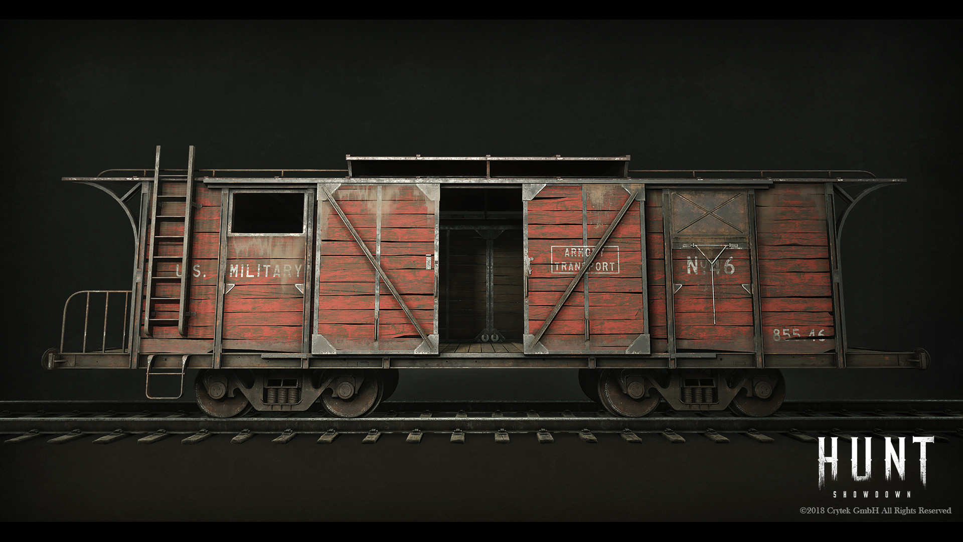 Resupply Boxcar