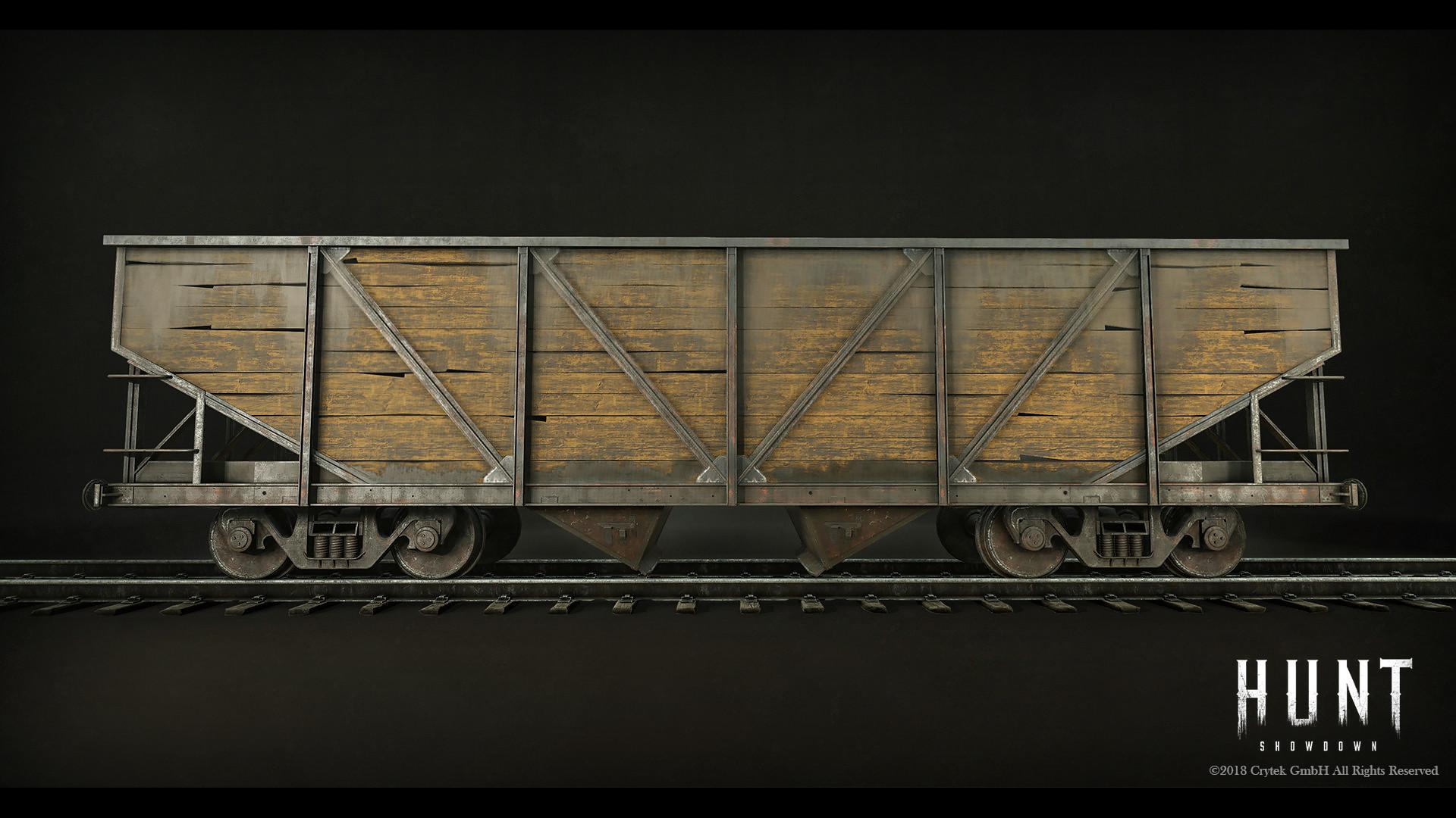 Hopper Boxcar