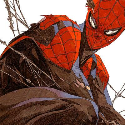 Chun lo spider man