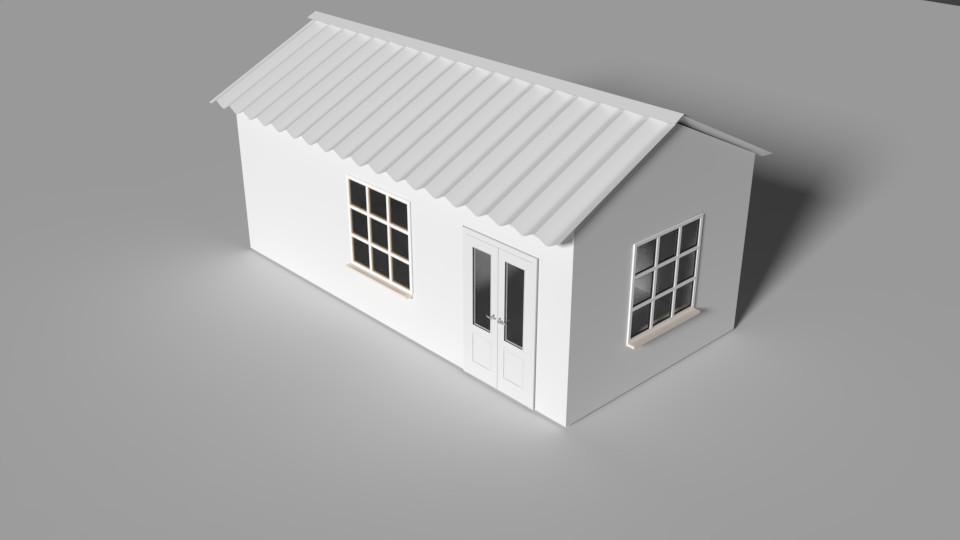 Prasad Egodawatta Modeling With Blender 3d