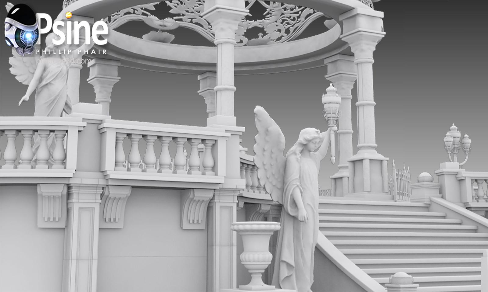 Baroque Terrace Occlusion
