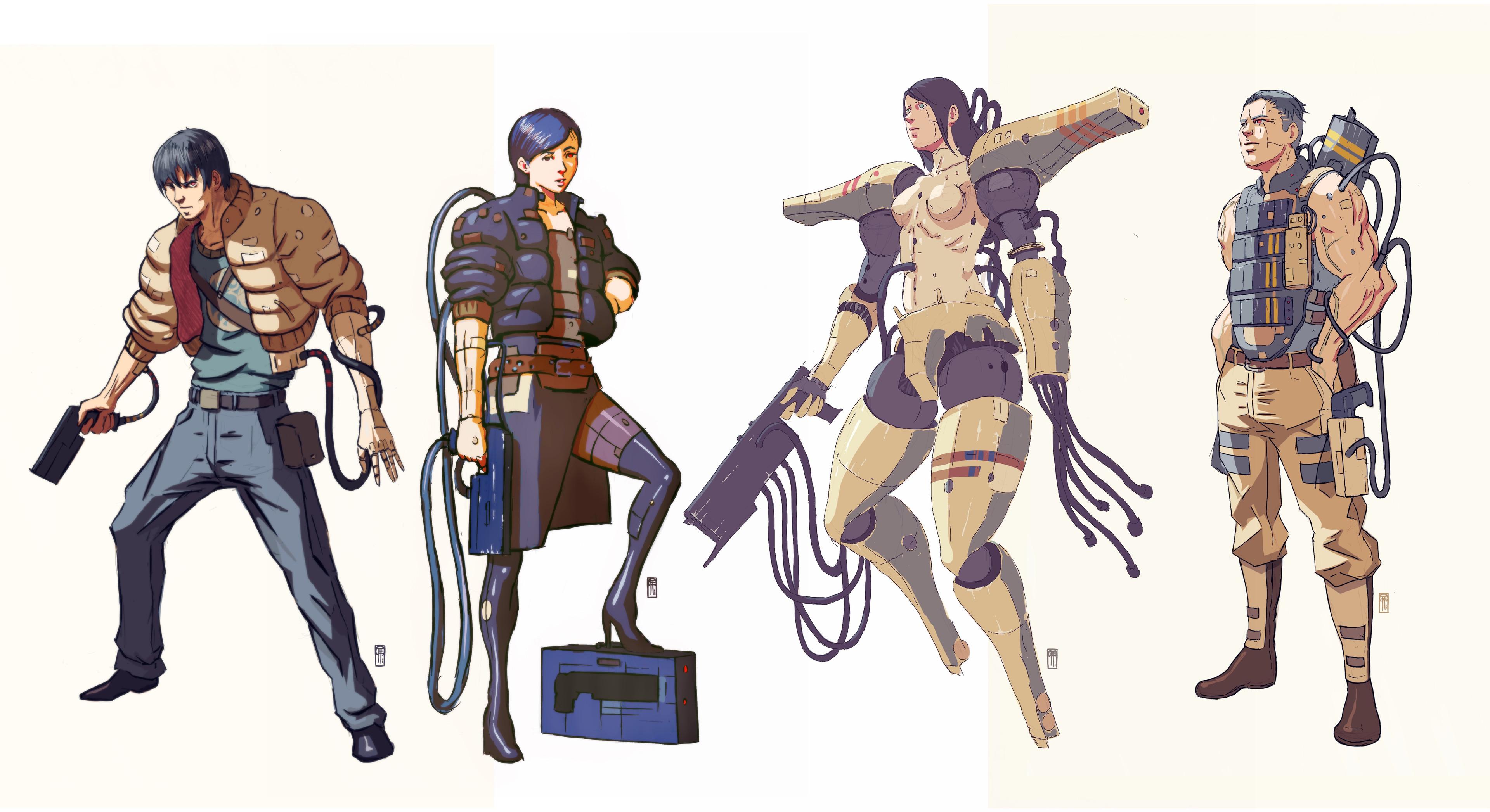 Neo-Osaka special task force ensemble