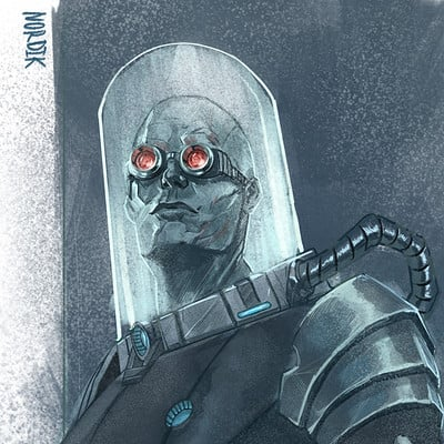 Velislav ivanov mr freeze 1