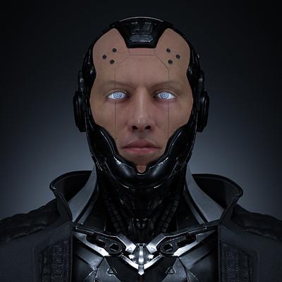 Patrick van rooijen cyborg 023
