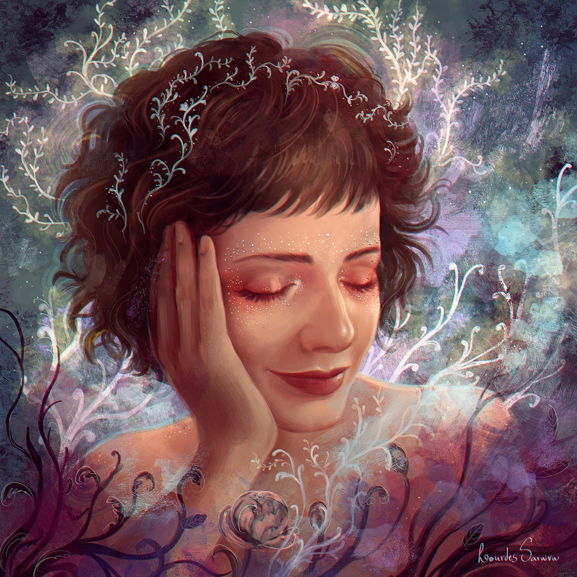 Lourdes saraiva amanda florzinha