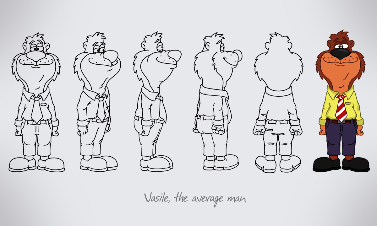 The Working Man, concept