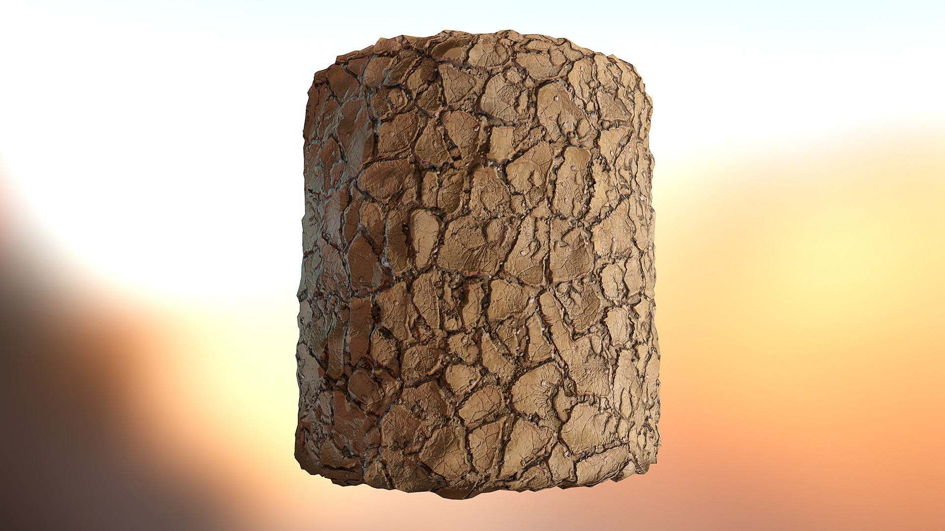 Olle norling dried mud render 2
