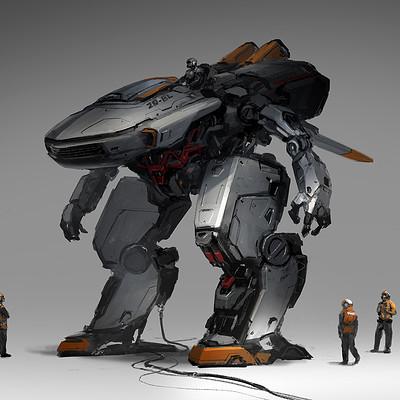 J c park robot