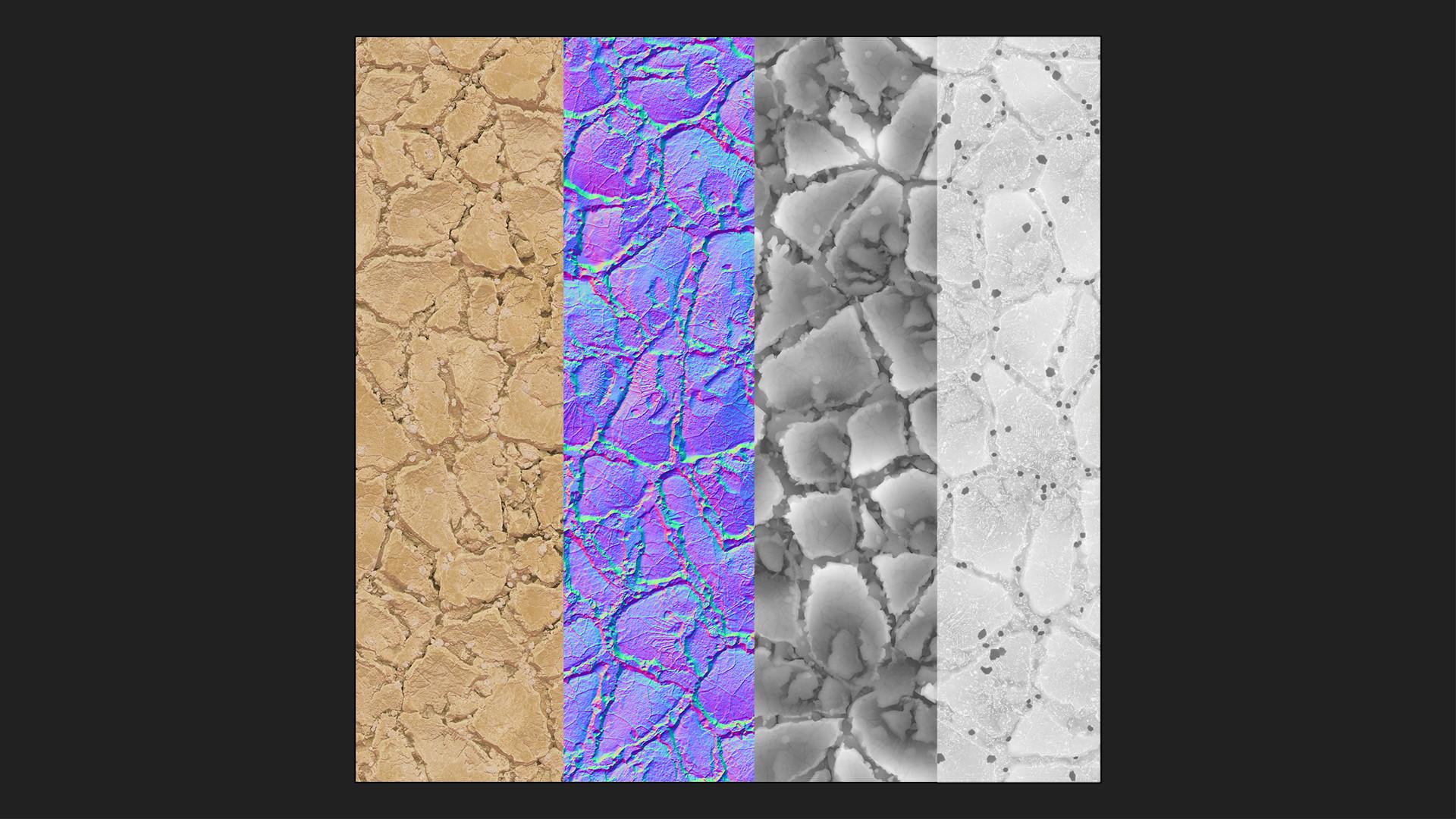 Olle norling texturemaps