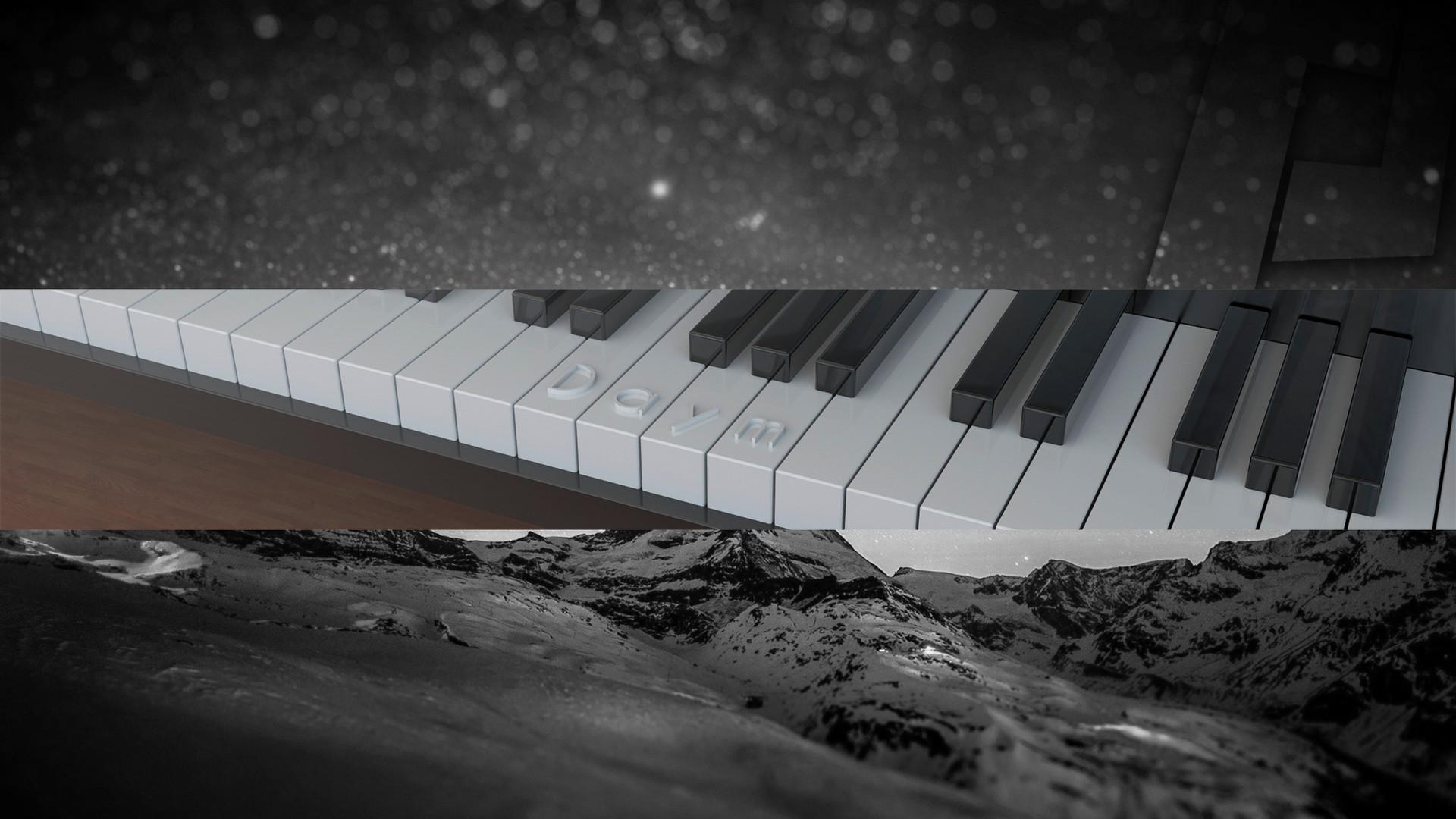 Artstation Piano Youtube Banner Max Schafer