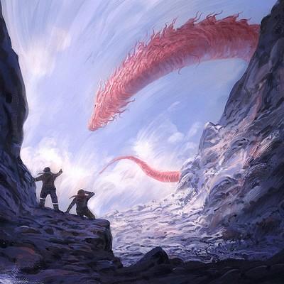 Jorge jacinto dragon sightings