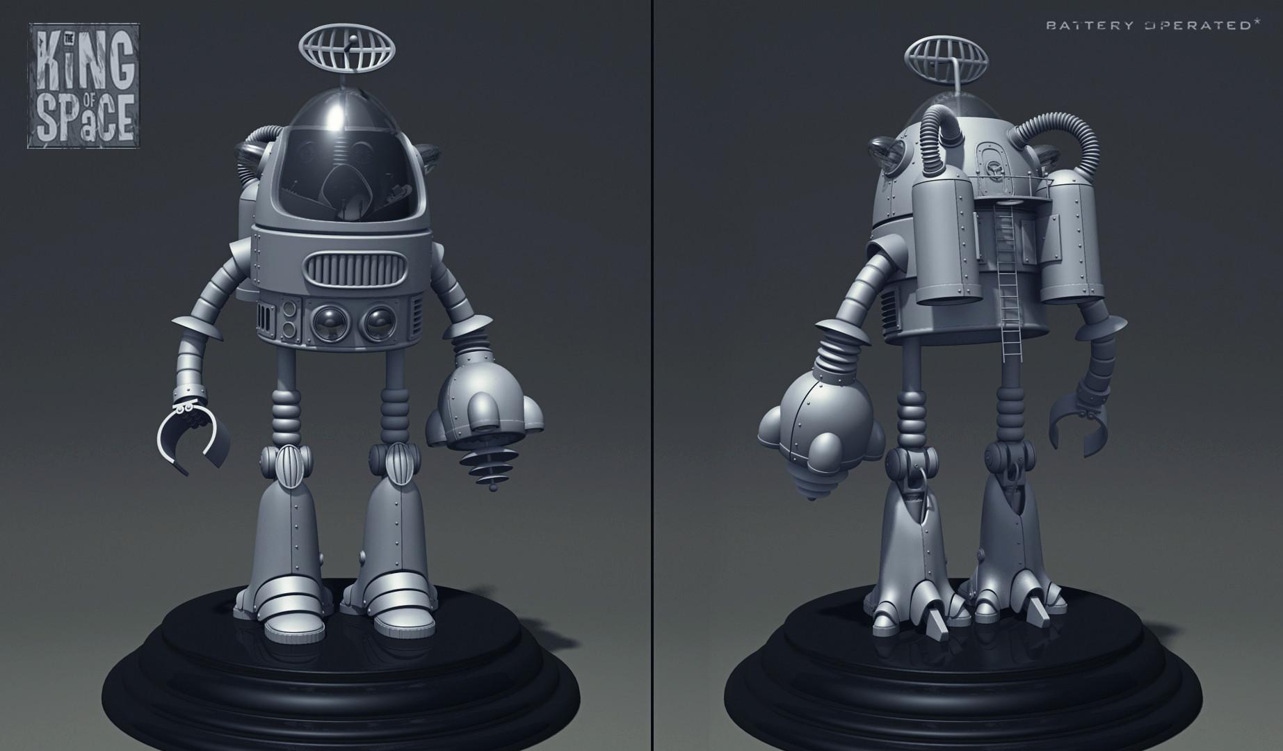 Tyler bolyard warbot model