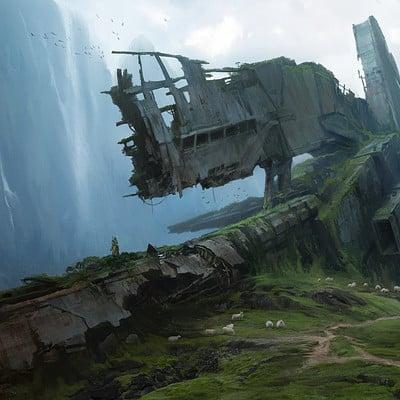 Sergey vasnev fallen ship
