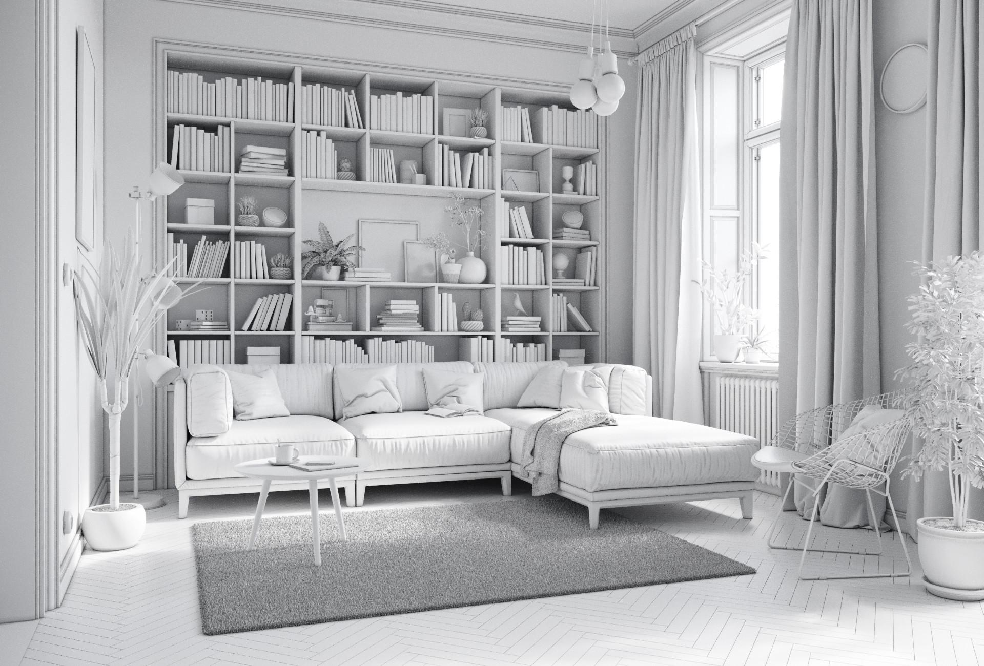 Alex langletz living room 01 clay