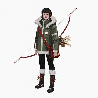 Yun ling girl wintercoat2