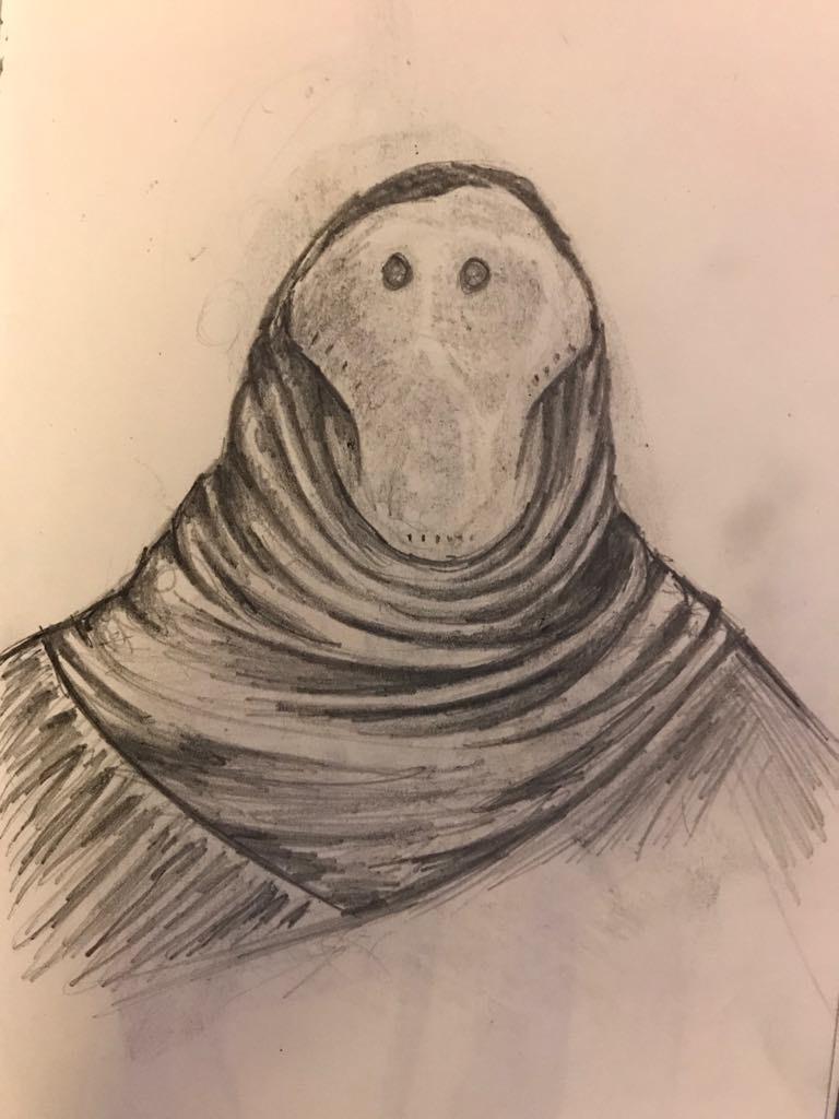 Jorge yepez sketch