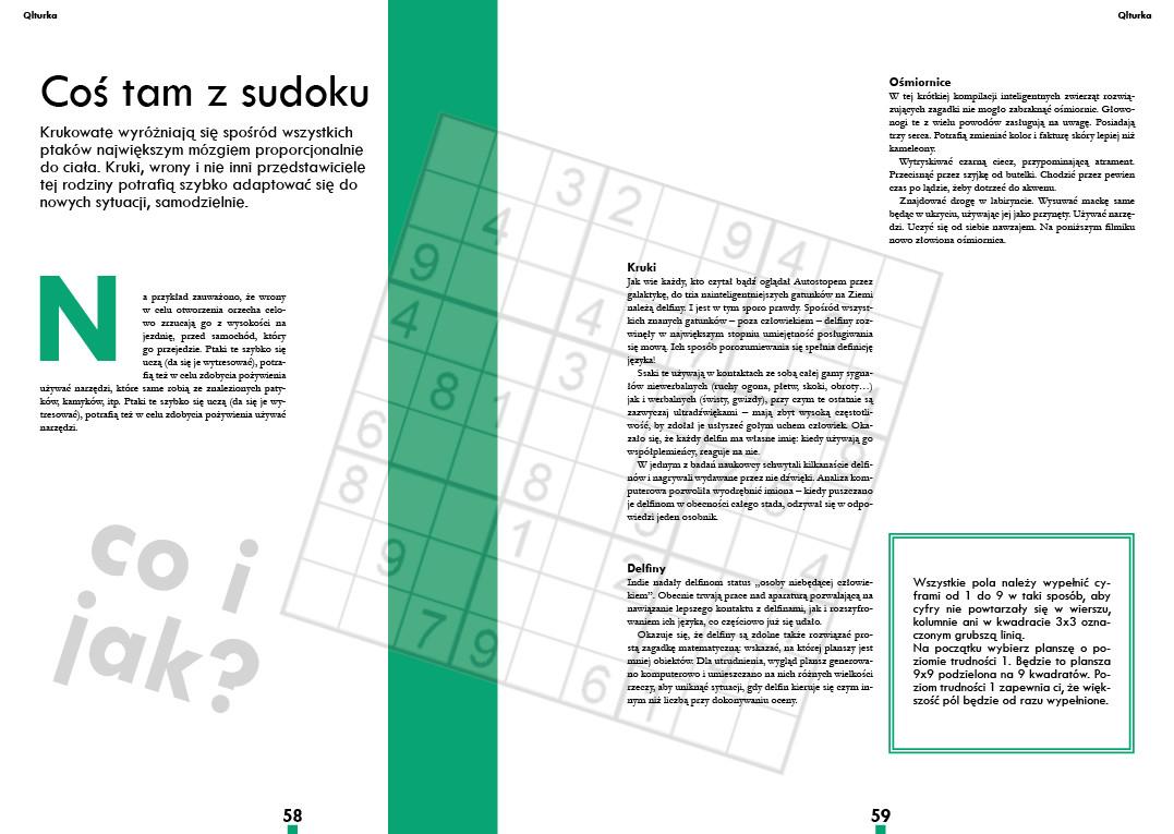 Artstation Magazine Design Trusie Daria Wójcik