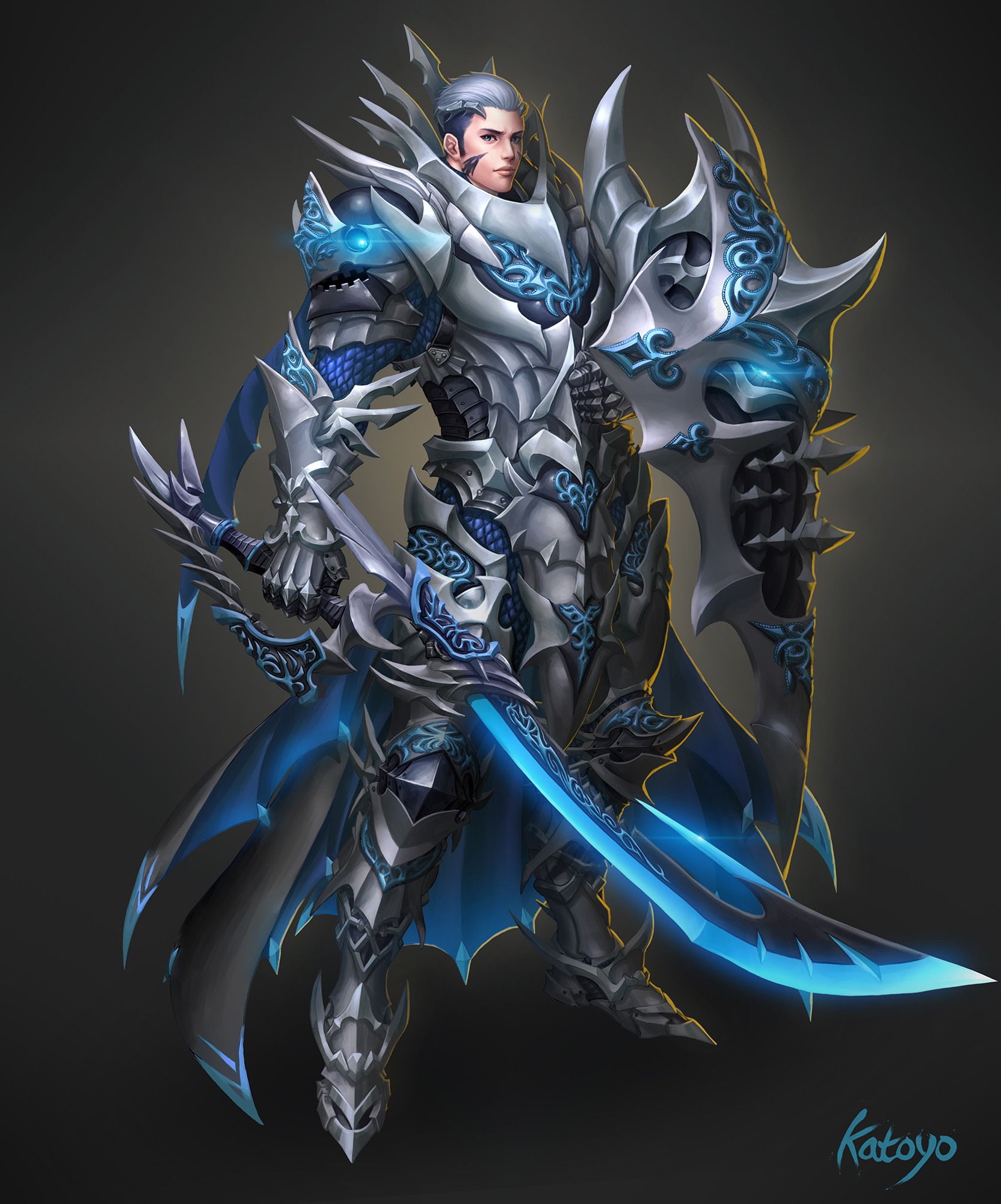Sanghyun yu knight03 katoyo