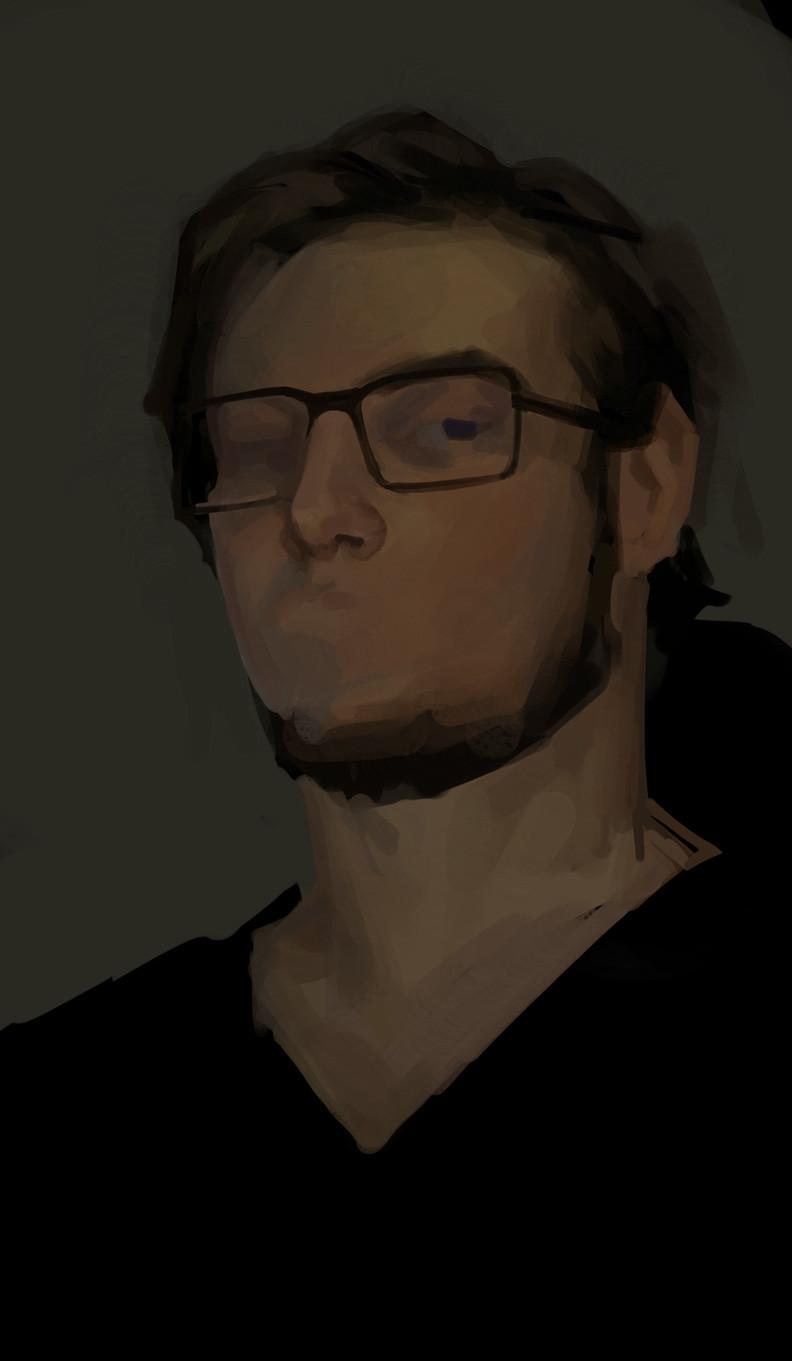 Artur treffner portraitwip safeyy yay boiii