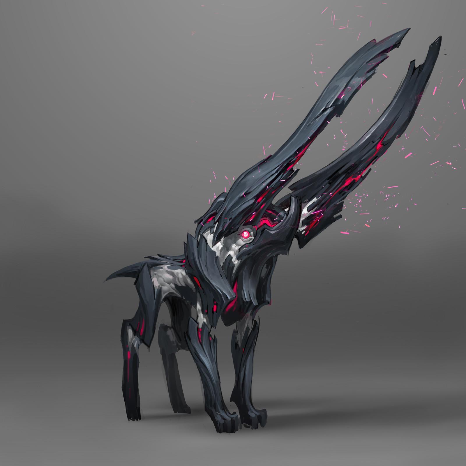 Ranged Attack Creature Design
