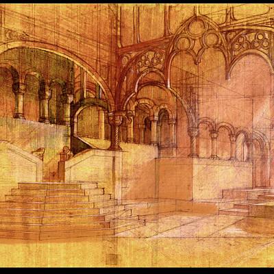 Tommaso gomez fantasy architecture 23