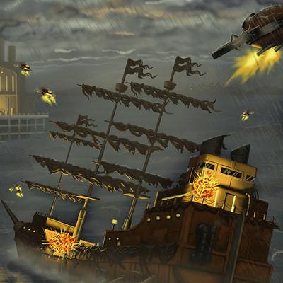 Glaubinho silva ataque ao navio2final