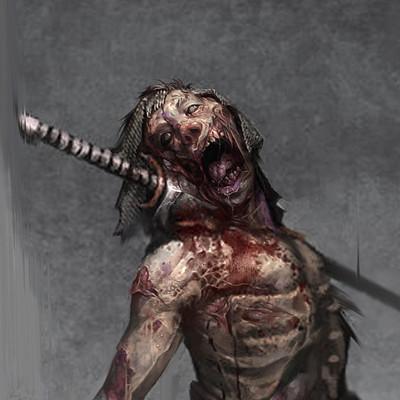 Ahmx hilmi zombie