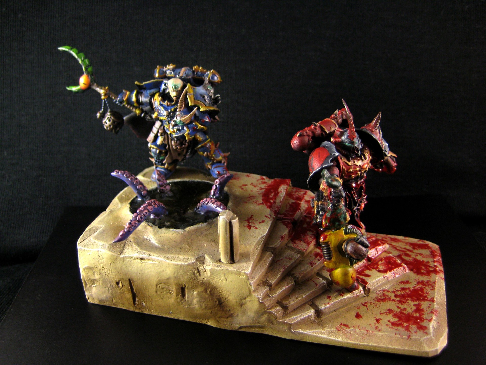 ArtStation - Death is not the end  Diorama, Cyb Lord