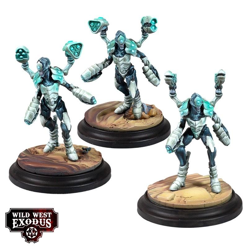 Wild West Exodus - Viridian Locusts/Chigoe