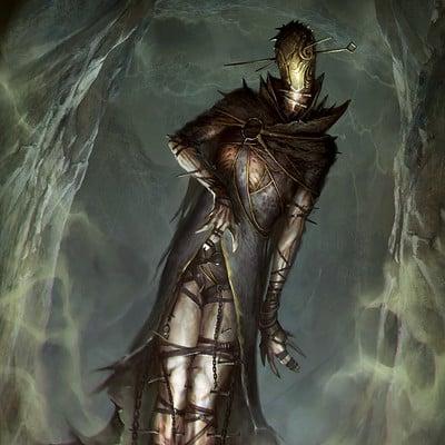 Pascal quidault claustrophobia demon sorcier
