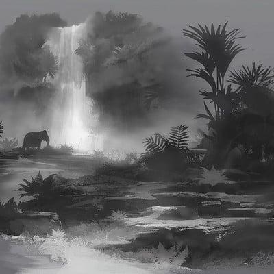 Nathan fowkes waterfall