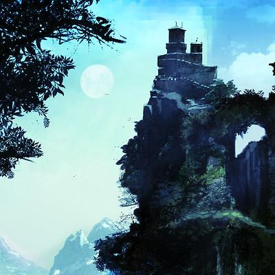 Tommaso gomez tommaso gomez castle ruins a