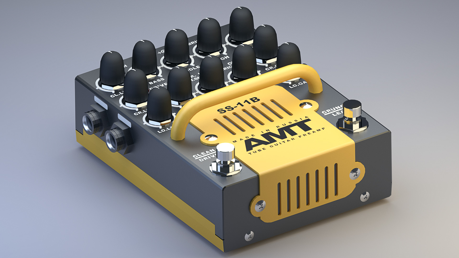 Tube Preamp AMT SS-11B