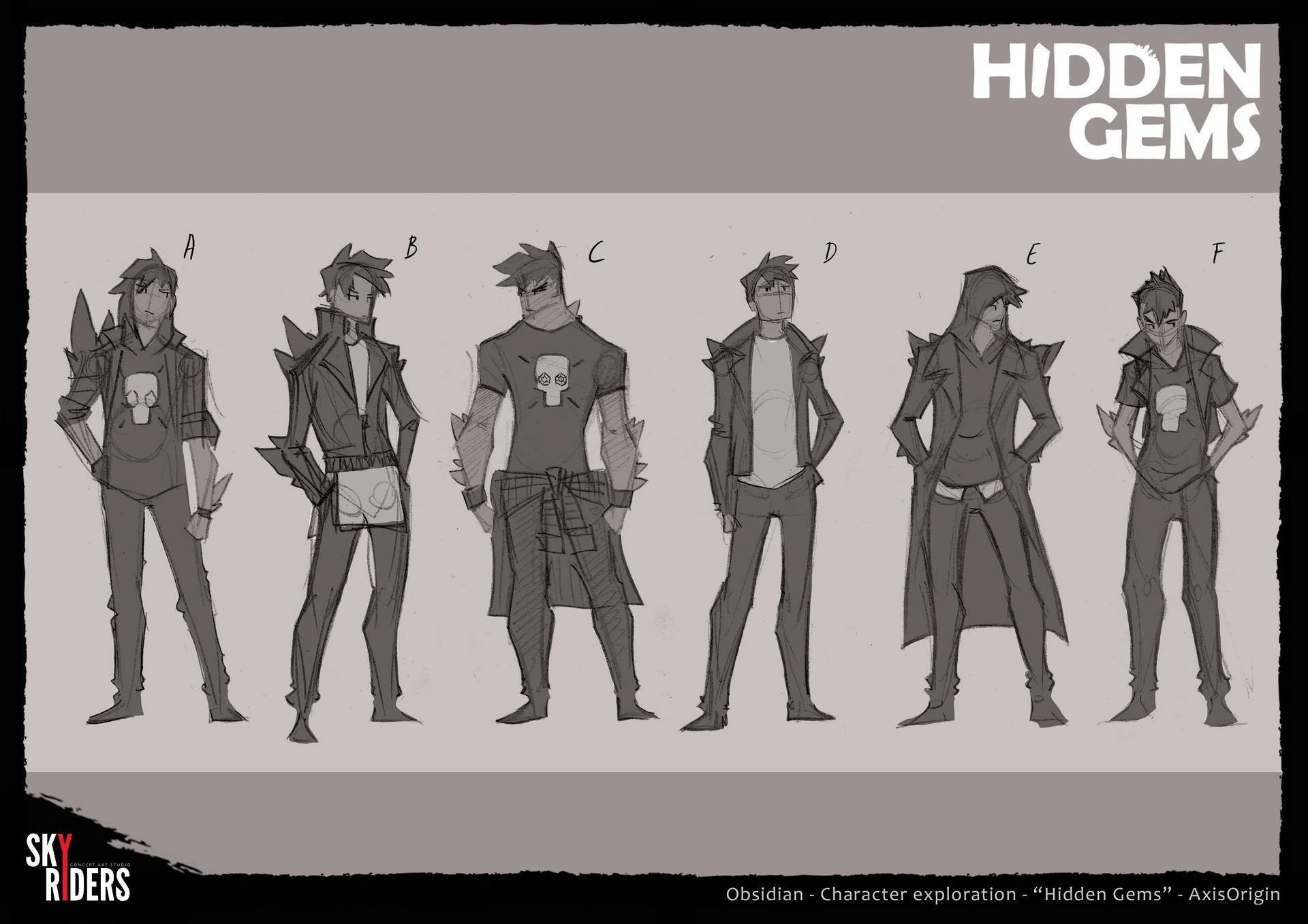 Sky riders hg 06