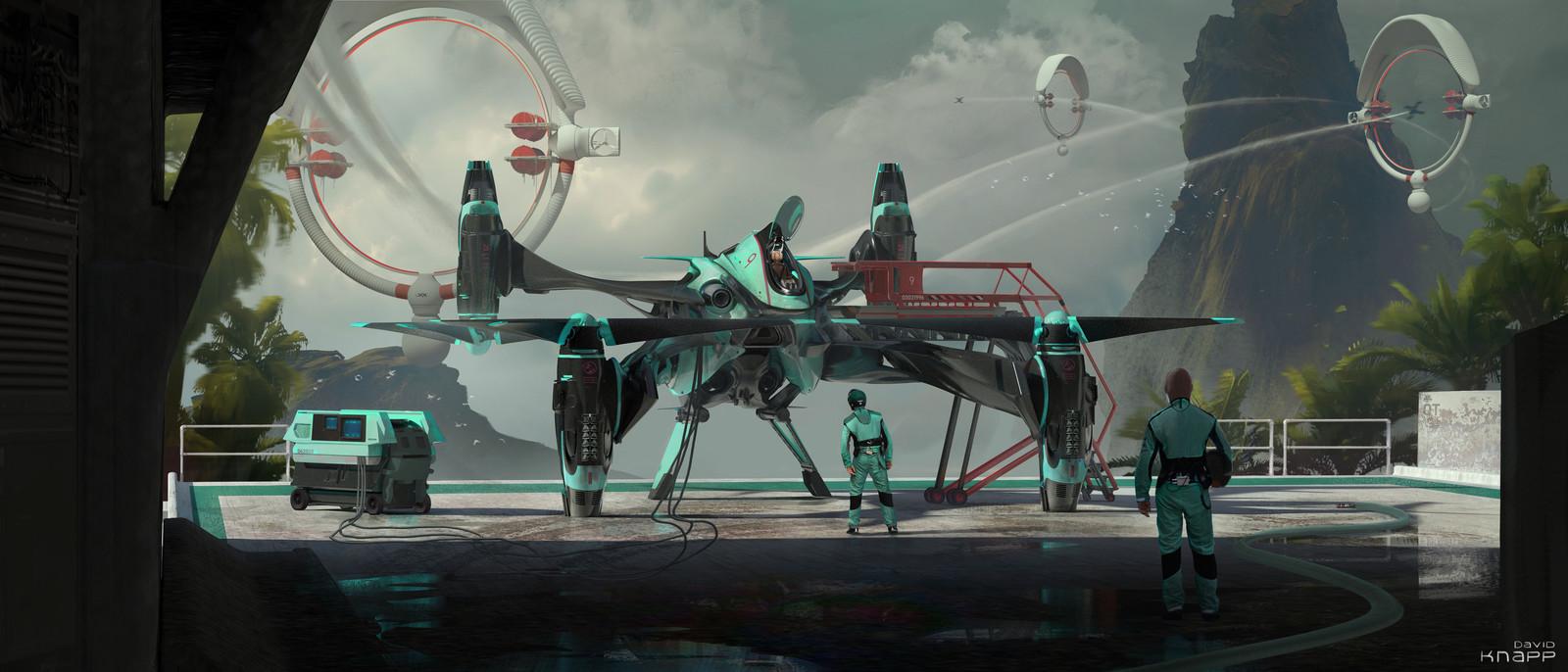 Racing Drone - 15M Class