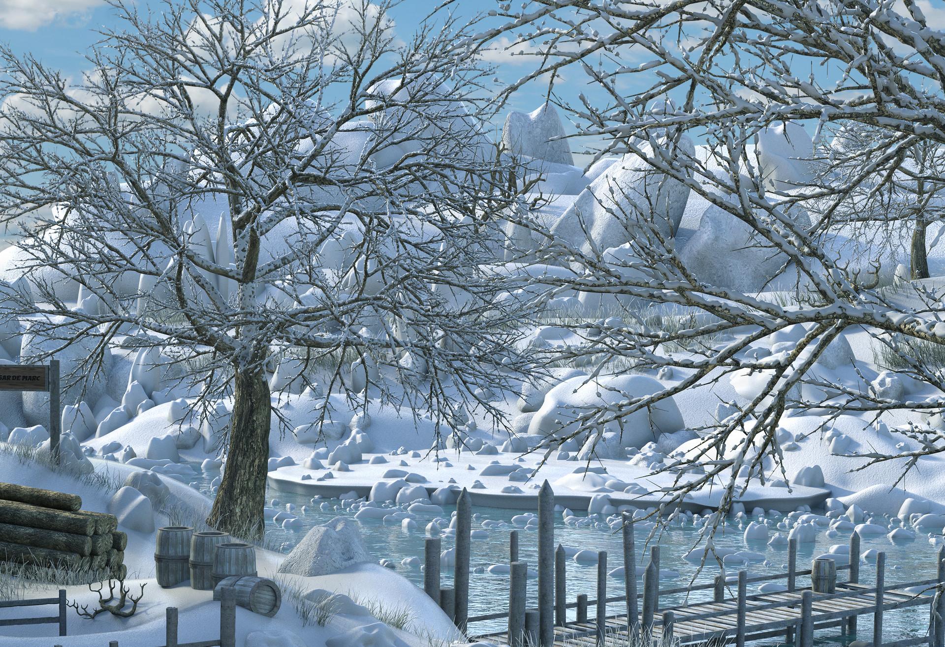 Marc mons snow8