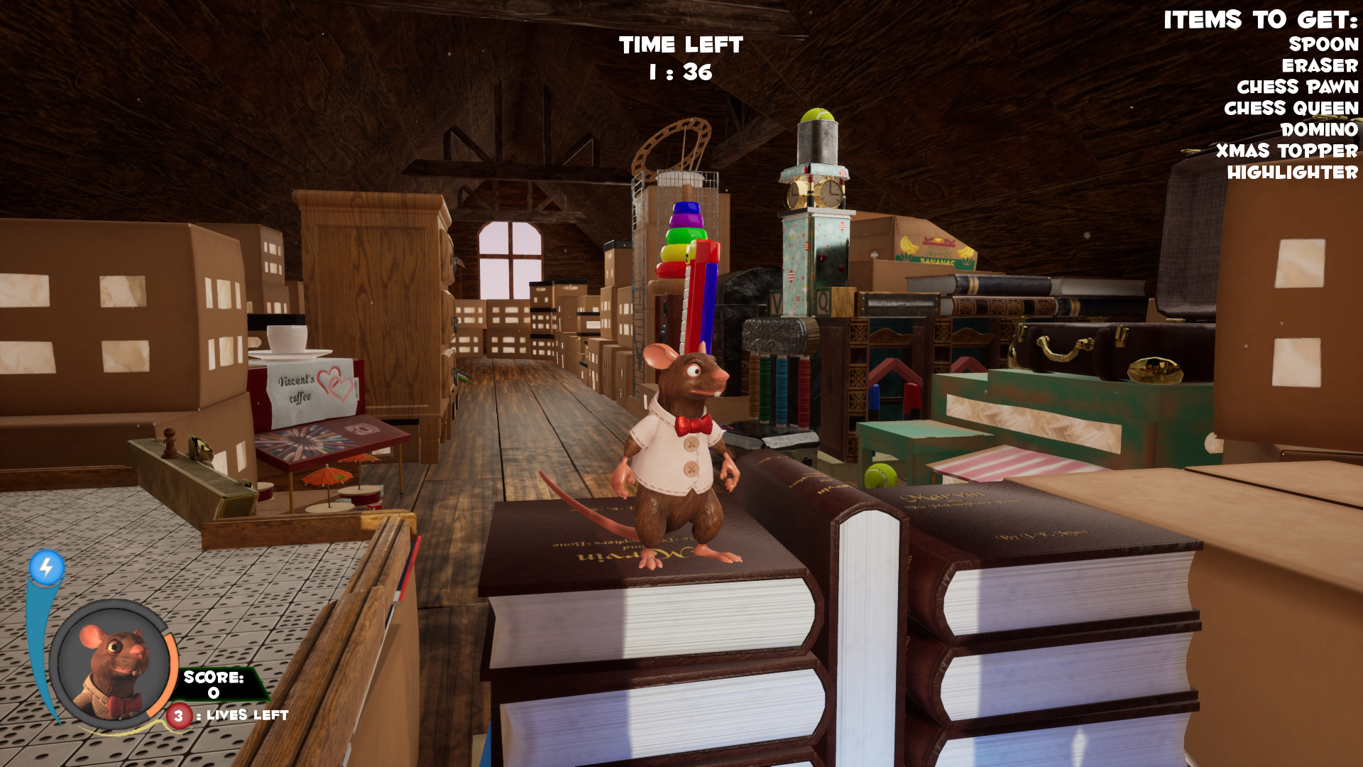 In game screenshot - All art was created based off of assets from the following artists: Brent Kirby, Mathew Kishan, Lyon Chan, James Manlangit, Sara Bunn, Vincent Qiu, Jasmine Low, Chantelle Connelly, Layla Viscu, and Joshua Lay.