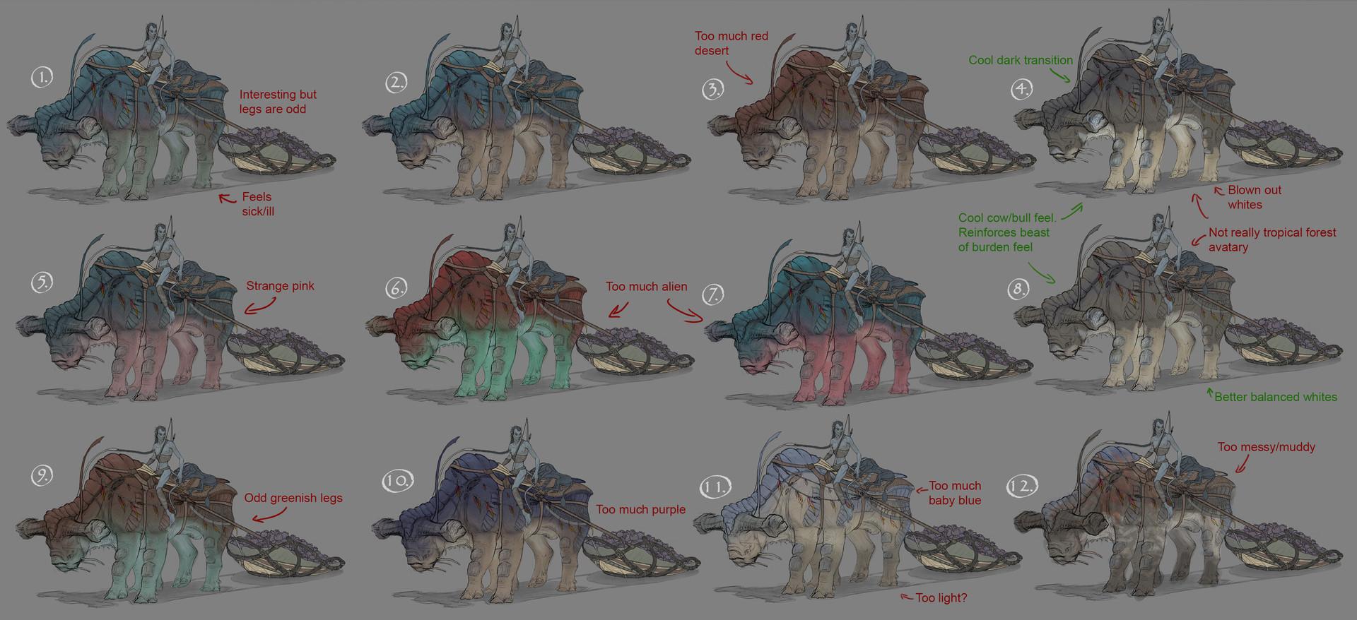 Jordi van hees 6 color variation 1