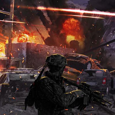 Alfven ato downtown ambush