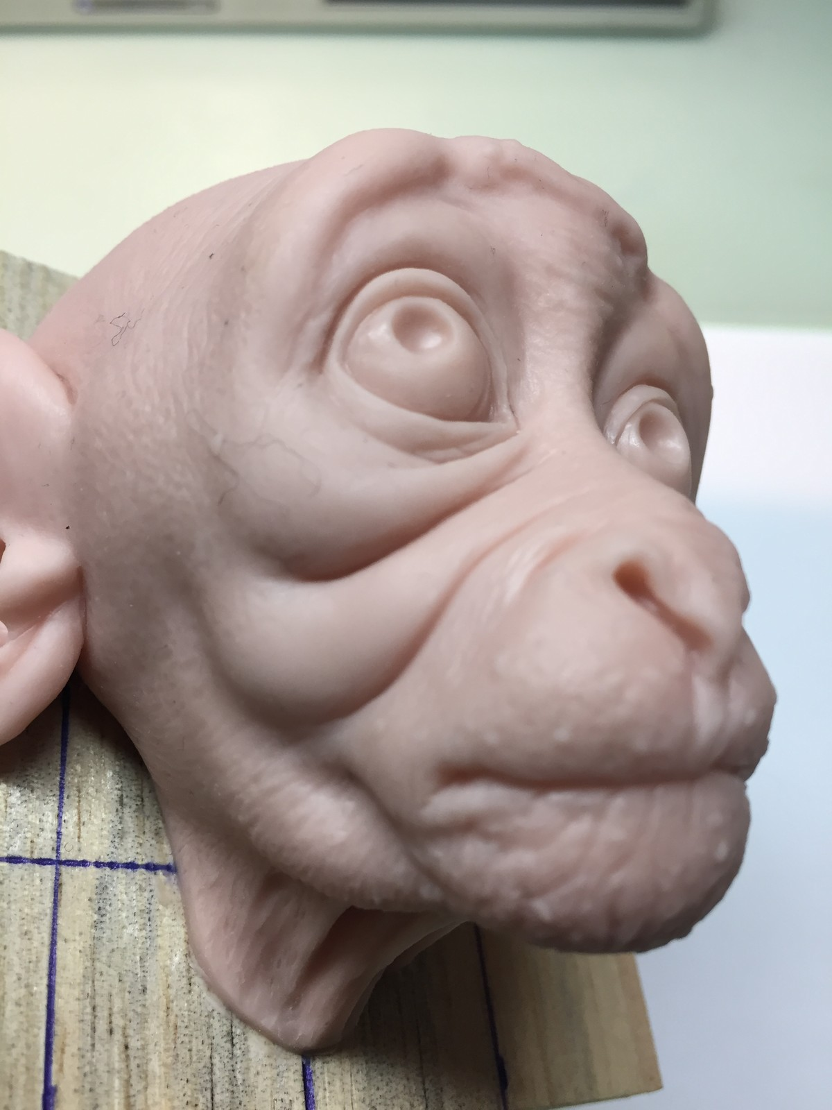 Monkey super sculpy