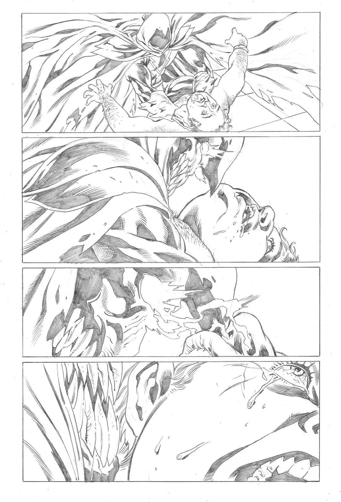 Pencils by Ronilson Freire.