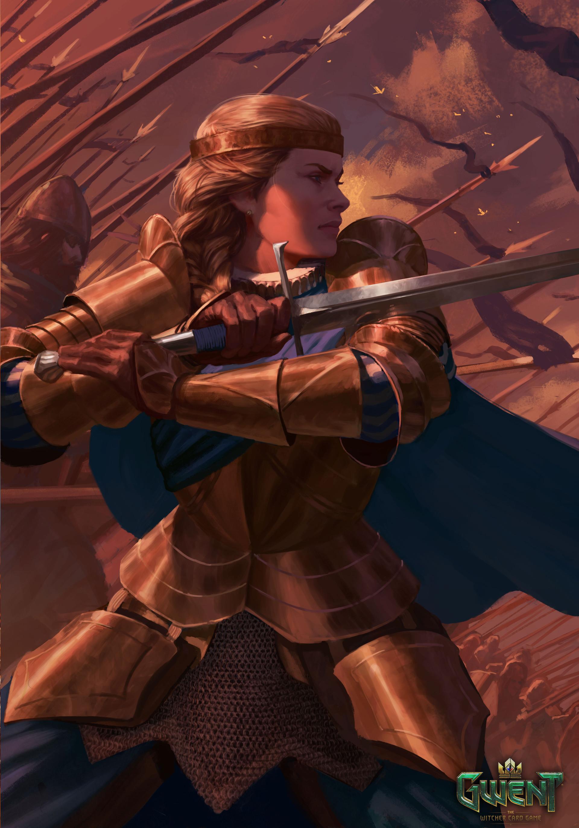Manuel castanon meve sword