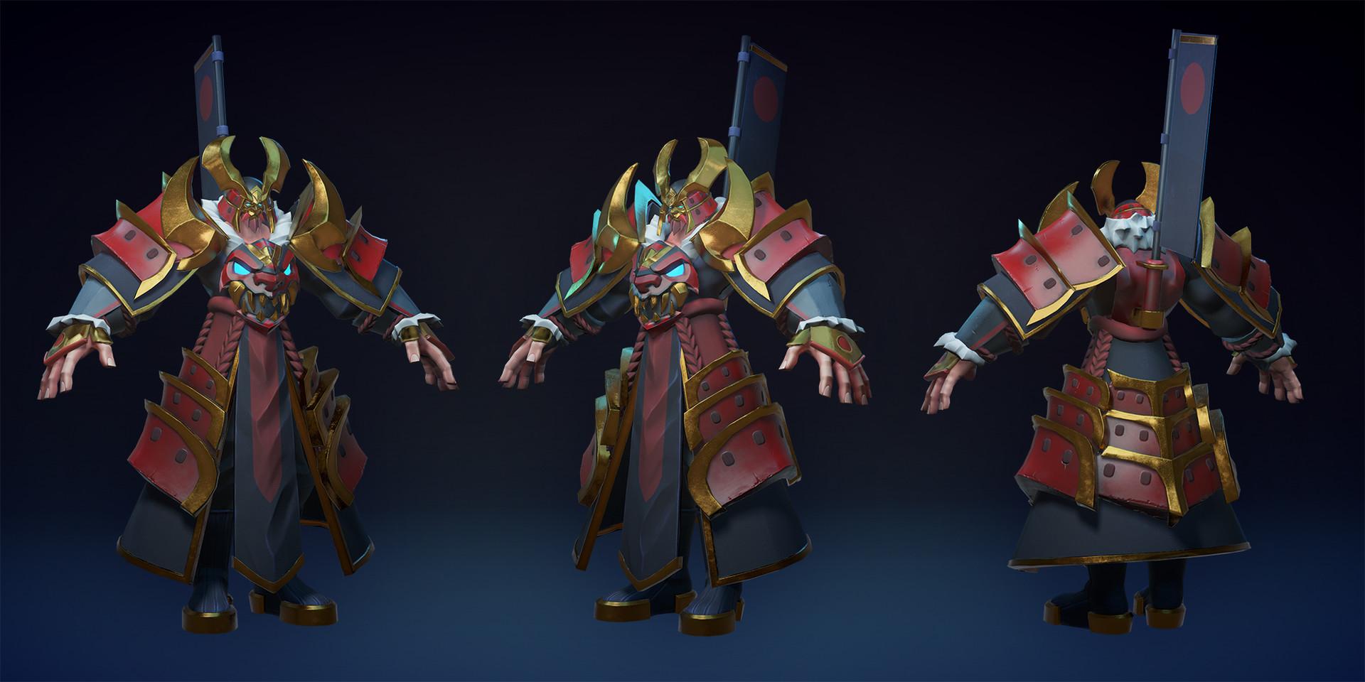 Dillon hetrick shogun 03
