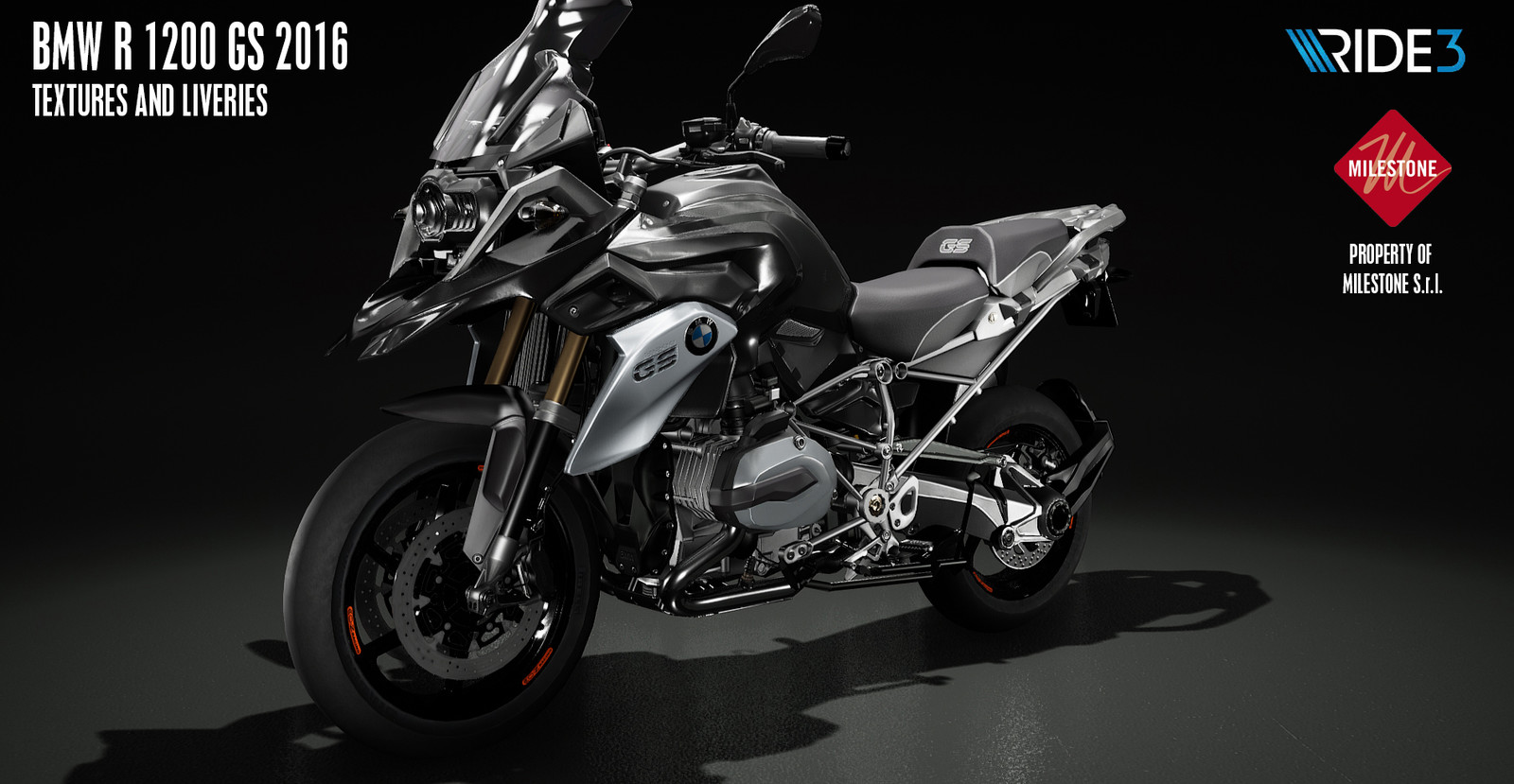 Ride 3 - BMW R 1200 GS 2016