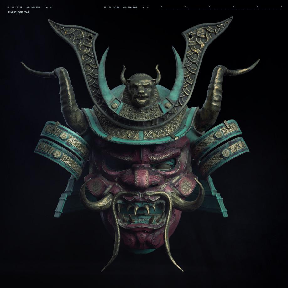 Ry cloze terracotta samurai 3