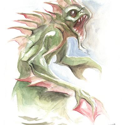 Axel medellin 2667 creature