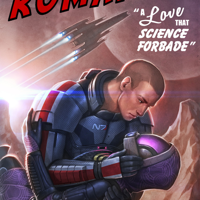 Mass Effect Pulp Cover