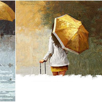 Emrullah cita umbrellas