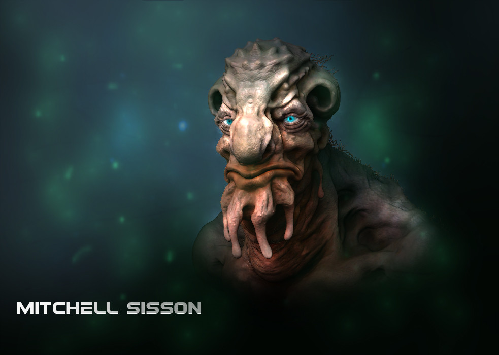 Mitchell sisson alien